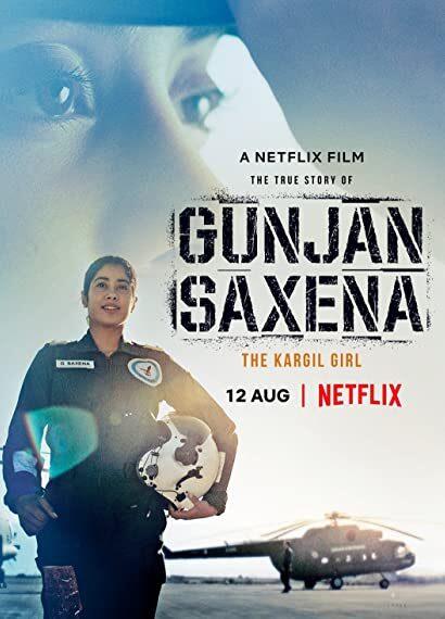 Gunjan Saxena La Chica De Kargil 2020 720p 1080p Latino